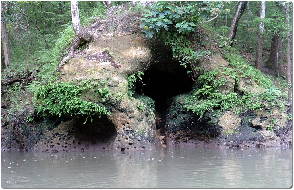 The Ovens on the Chipola River